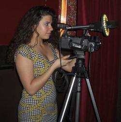 filmmaker Stella Corradi