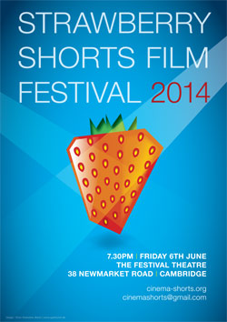 Strawberry Shorts 2012 event poster